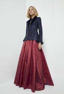 NEBULA JACKET & Lida Skirt